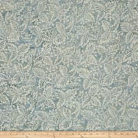 Primo Batiks Must Haves Geo Leaves Teal