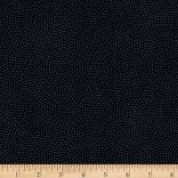Timeless Treasures Flannel Spin Dot Charcoal