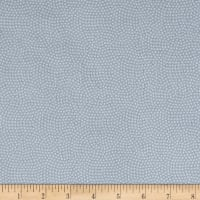 Timeless Treasures Flannel Spin Dot Grey