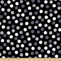 Kanvas All's Wool That Ends Wool Woolly Balls Black/Gray