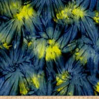 Timeless Treasures Tonga Batik Sunburst Tie-Dye Abyss