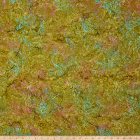 Timeless Treasures Tonga Batik Paisley Boho Paisley Meadow