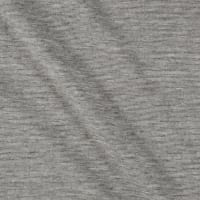 Fabric Merchants Ponte De Roma Stretch Knit Heather Grey