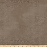 Swavelle/Mill Creek Redford Faux Leather Mushroom