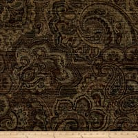 Swavelle/Mill Creek Demarest Jacquard Ebony