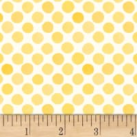 Lori's Art Garden Garden Dots Yellow