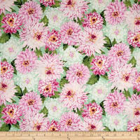 Newport Place Clearview Floral Mint