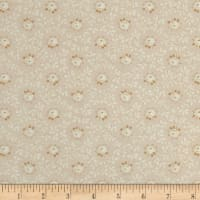 Newport Place Bridgeport Mini Flower Cream