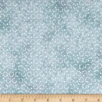 Serene Spring Droplets Fog Metallic