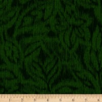 Miyako Graphic Leaf Green