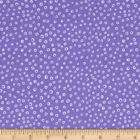Kaufman Panache Dots Purple