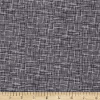 Kaufman Microlife Textures Digital Prints Plaid Grey