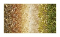 Kaufman Effervescence Digital Print Double Border Earth