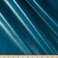 Richloom Tough Faux Leather Vinyl Teal