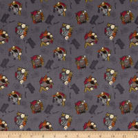 Lewis & Irene Farley Mount Horse Heads Warm Grey