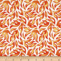 Lewis & Irene Dragons Flames Cream
