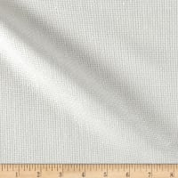 100% Linen Basketweave Washed Oyster