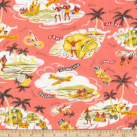 Kaufman Sevenberry Island Paradise Islands Coral