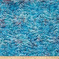 Kaufman Batiks Reflections Crazy Blueberry
