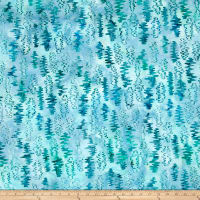 Kaufman Batiks Reflections Squiggle Water