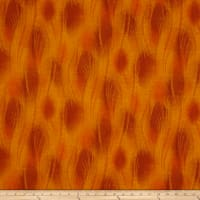 Amber Waves Woven Mats Orange