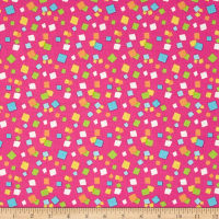 Hop To It Confetti Dots Pink