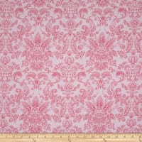 Romance Romantic Damask Pink