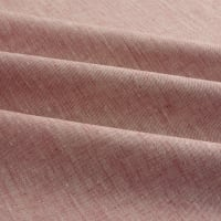 100% European Linen Dusty Rose