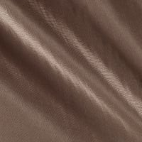 European Linen/Silk Satin Pewter