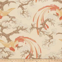 Fabricut 50037w Adelaida Wallpaper Sandstone 01 (Double Roll)