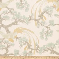 Fabricut 50037w Adelaida Wallpaper Honey 03 (Double Roll)