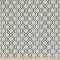 Fabricut 50078w Keys Geo Wallpaper Teal-05 (Double Roll)