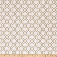 Fabricut 50078w Keys Geo Wallpaper Twine 07 (Double Roll)