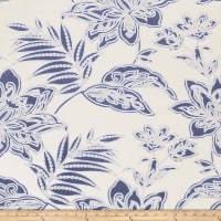 Fabricut 50110w Voleta Wallpaper Delphinium 01 (Double Roll)