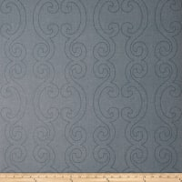 Fabricut 50153w Margulies Gla Wallpaper Indigo 04 (Double Roll)