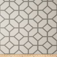 Fabricut 50154w Warwick Wallpaper Charcoal 01 (Double Roll)