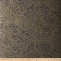 Fabricut 50219w Terenzo Wallpaper Navy 01 (Double Roll)