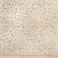 Fabricut Irony Wallpaper Gold (Double Roll)