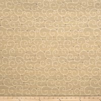 Fabricut Outlet Whirling Parchment