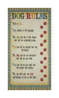 "24"" x 44"" Wilmington Dog Wisdom Large Panel Multi"