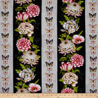 Tivoli Garden Repeating Stripe Multi