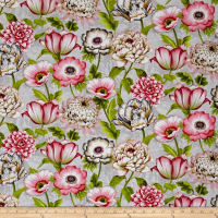 Tivoli Garden Large Florals Light Grey
