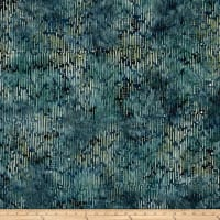Wilmington Batiks Ikat Blue/Green