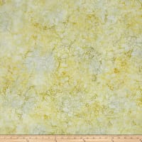 Wilmington Batiks Confetti Leaves Cream