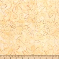 Wilmington Batiks Kaleidoscope Floral Gold