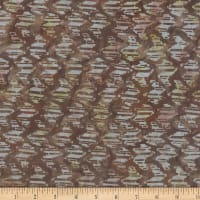 Wilmington Batiks Puzzle Pieces Brown