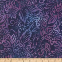Wilmington Batiks Packed Floral Mix