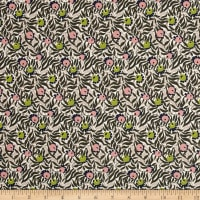 Liberty Fabrics Saville Poplin Huckleberry Green/Pink/Blue