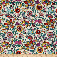 Liberty Fabrics Tana Lawn Mythical Forest Multi