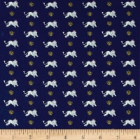 Liberty Fabrics Tana Lawn King Blue/Yellow